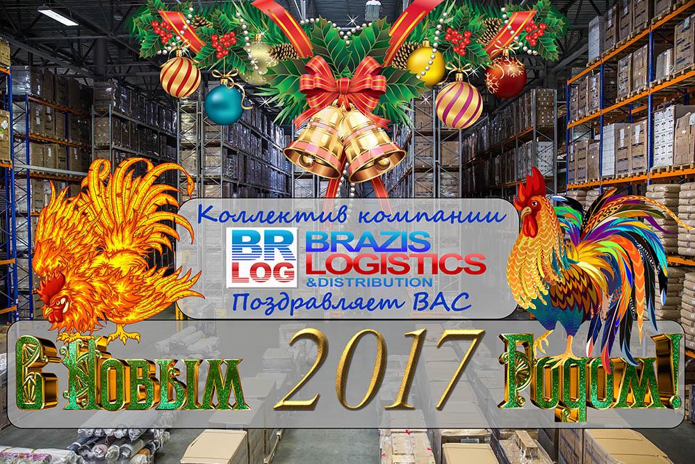 С наступающим Новым 2017 годом и Рождеством !